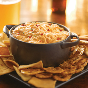 Mr.Tim Shared  Buffalo Chicken Dip
