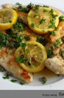 Chicken Piccata Recipe By Mr.Tim
