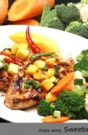 Sweetie Pie Marinated Chicken Breasts Recipe