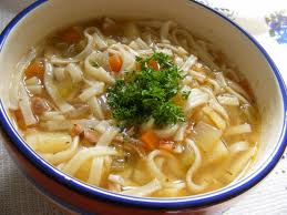 Mr.Tim Shared  Chicken Noodle Soup