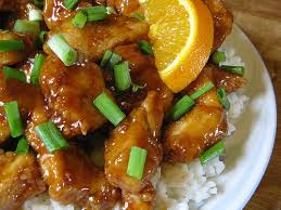 Orange Chicken by Mr.Tim