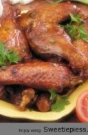 Baked Turkey Wings Recipe By Robbie