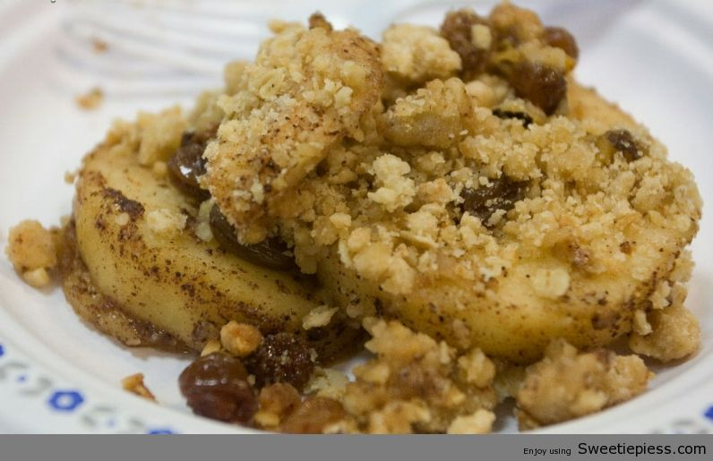 Sweetie Pies Pear Cobbler Recipe