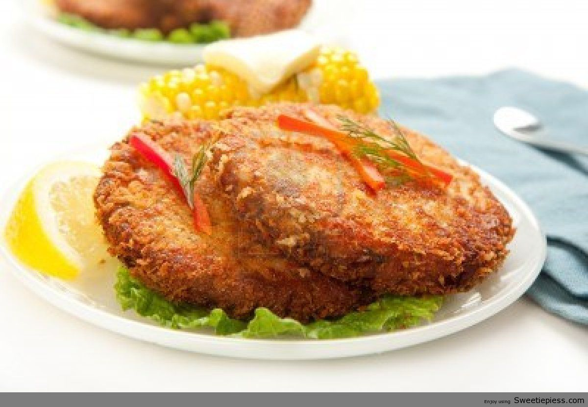 7860610-large-dinner-sized-salmon-croquettes-served-with-corn.jpg ...