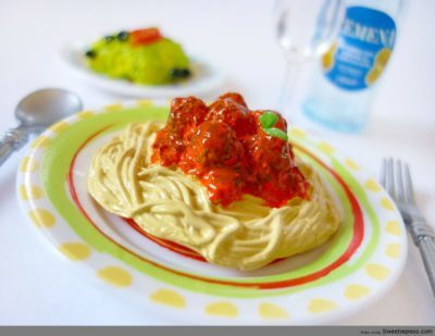 Spaghetti Lunch Ideas